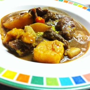 Jools's Favorite Beef Stew - our way